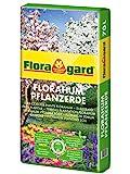 Floragard Florahum Pflanzerde 70 L • Universalerde •...