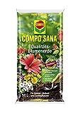 Compo Sana 50 Liter Qualitäts-Blumenerde für Zimmer- und...