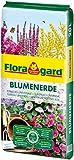 Floragard Blumenerde 20 L - Universalerde für Zimmer-,...