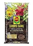 Compo SANA Qualitäts-Blumenerde mit 12 Wochen Dünger für...