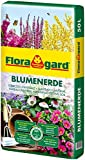 Floragard Blumenerde 50 Liter - Universalerde für Zimmer-,...